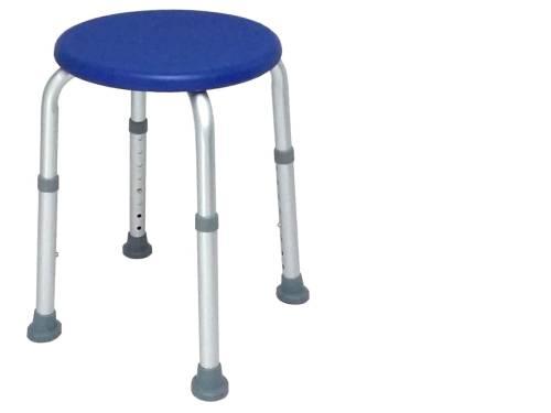 Taboret Pod Prysznic Krzesełko Okrągłe Do Wanny Do 130 Kg Stołek Dla Niepełnosprawnych Antar