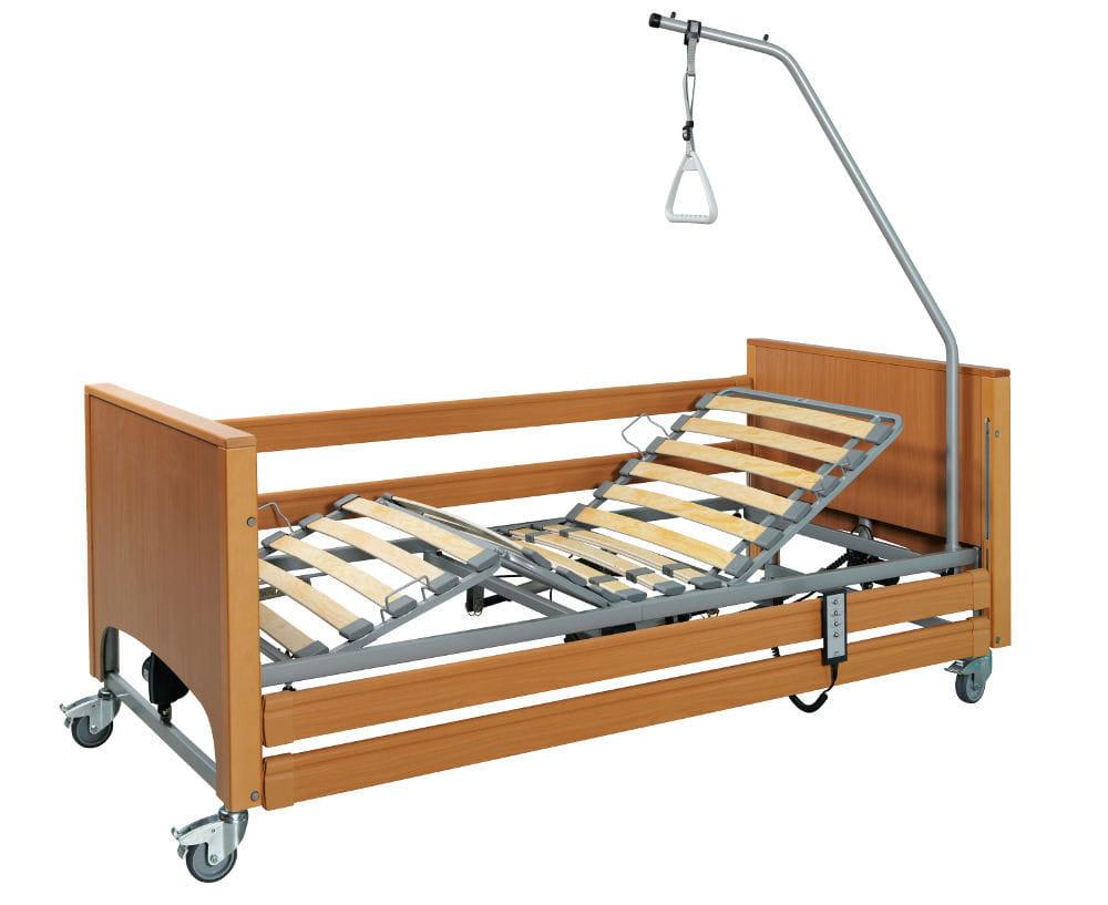 łóżko Rehabilitacyjne Elektryczne Prometal Elbur Pb 331